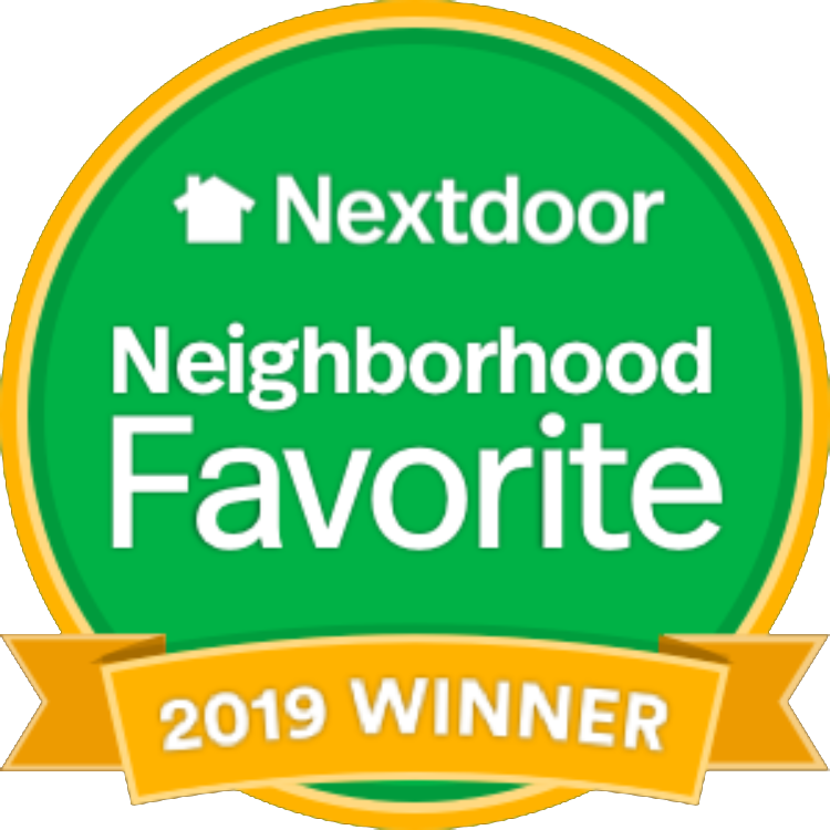 Nextdoor Neighborhood Favorite winner 2019